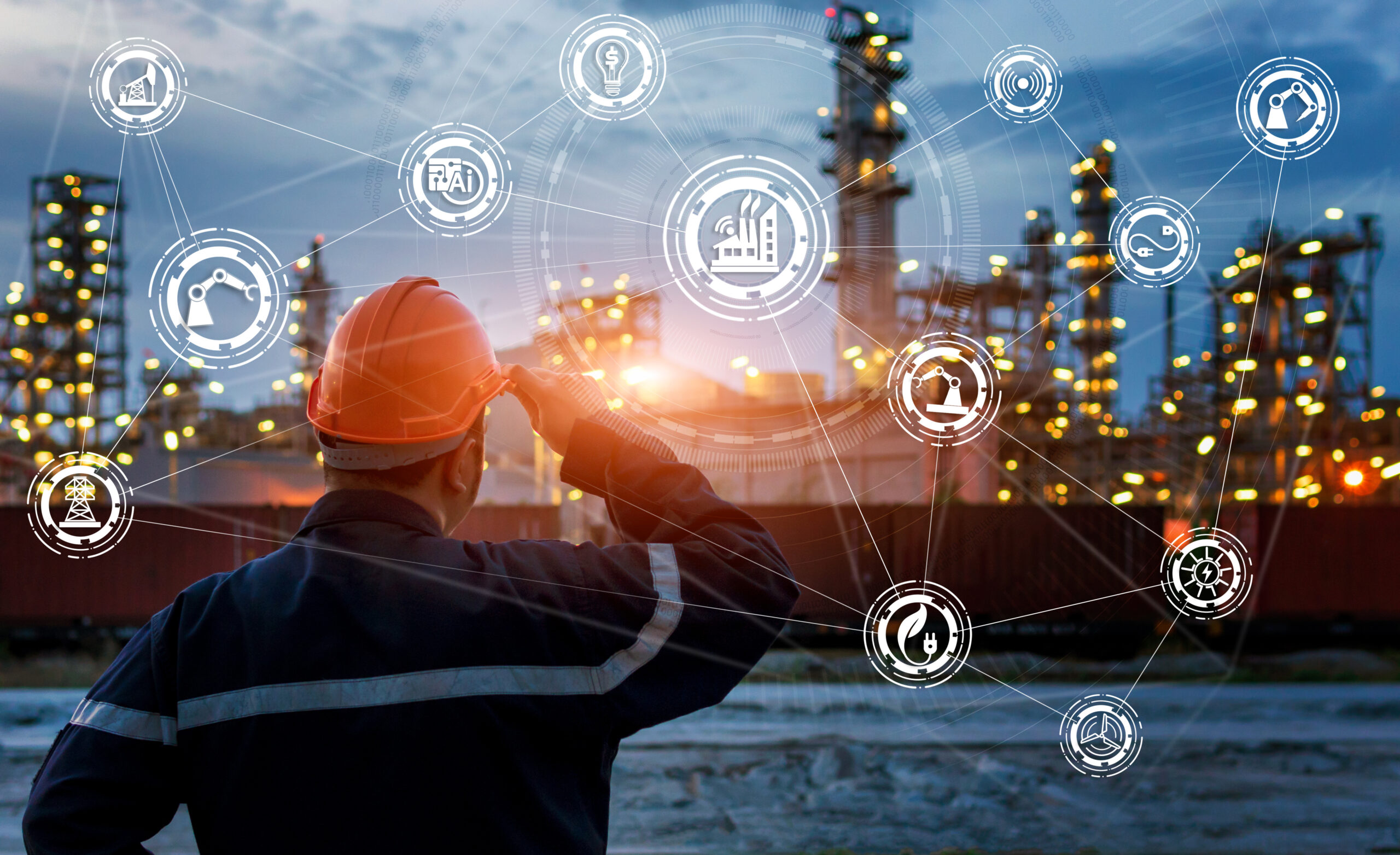 ISO Management for Energy Intensive Industry